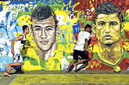 football is an art